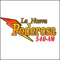 LA NUEVA PODEROSA 550 AM