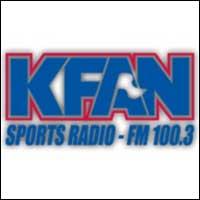KFAN 100.3 FM