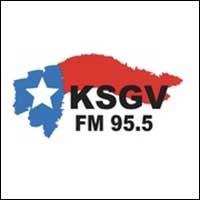 KSGV 95.5 FM