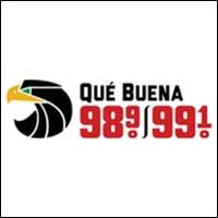 Que Buena 98.9 & 99.1
