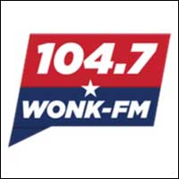 104.7 WONK-FM
