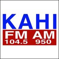 FM 104.5 AM 950 KAHI