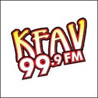KFAV 99.9 FM