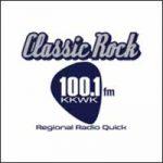 Classic Rock 100.1 KKWK