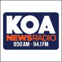 KOA NewsRadio 850 AM & 94.1 FM
