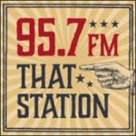 95.7 FM That Station