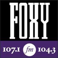 Foxy 107.1/104.3