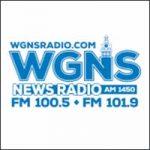 WGNS News Radio 1450