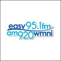 Easy 95.1fm am920 WMNI
