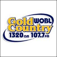 WOBL Radio 1320 AM / 107.7 FM