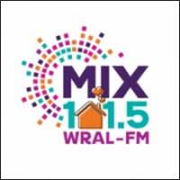 MIX 101.5 WRAL-FM