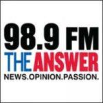 98.9 FM The Answer