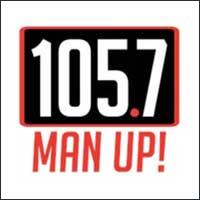 105.7 MAN UP